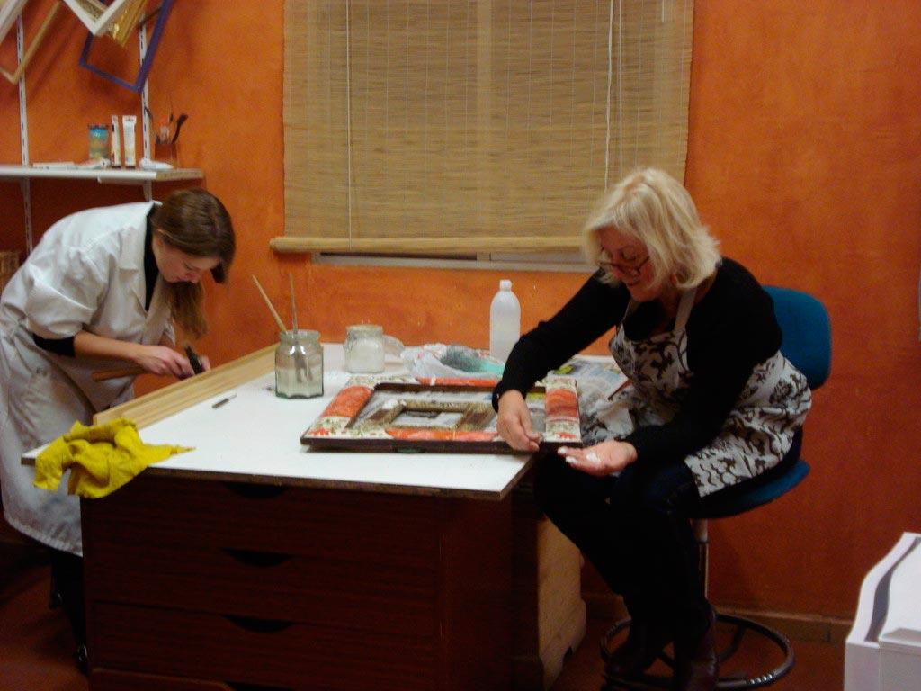 Clases De Restauracion De Muebles Idea Creativa Della Casa E  ~ Curso De Restauraciã³n De Muebles Madrid