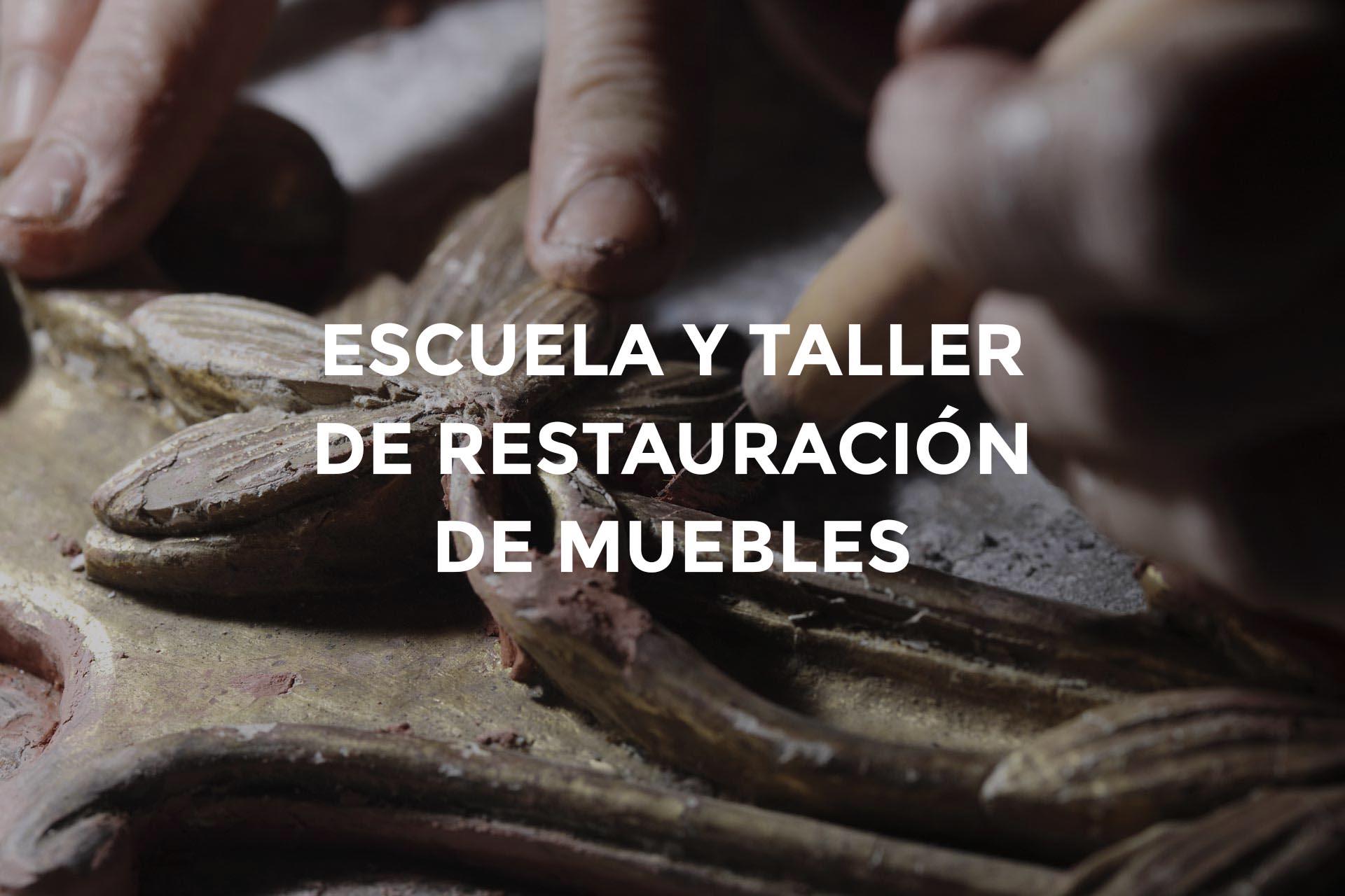 Restauraci N De Muebles En Madrid Taller Estuco ~ Cursos De Manualidades En Madrid